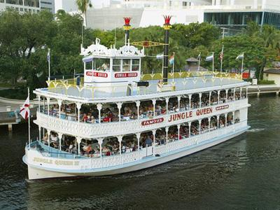 Jungle queen dinner cruise fort lauderdale fl